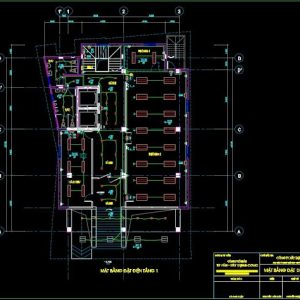Full 7.41 GB Data Sưu Tầm Công trình Cơ điện, ME , PCCC,Xử lý nước thải...